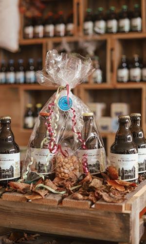 Winkel cadeaupakketten ambachtelijk gebrouwen bier